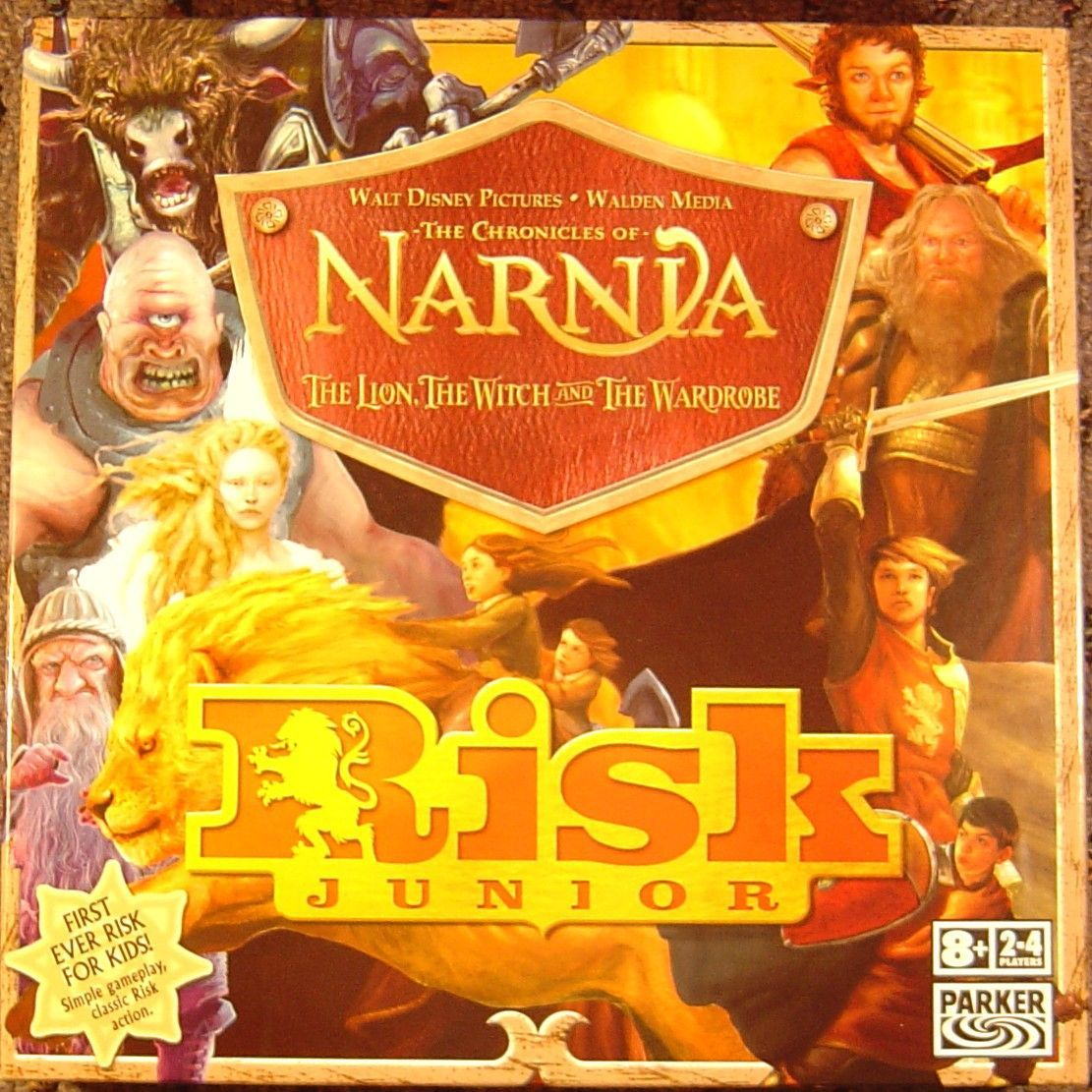 Narnia Risk Junior