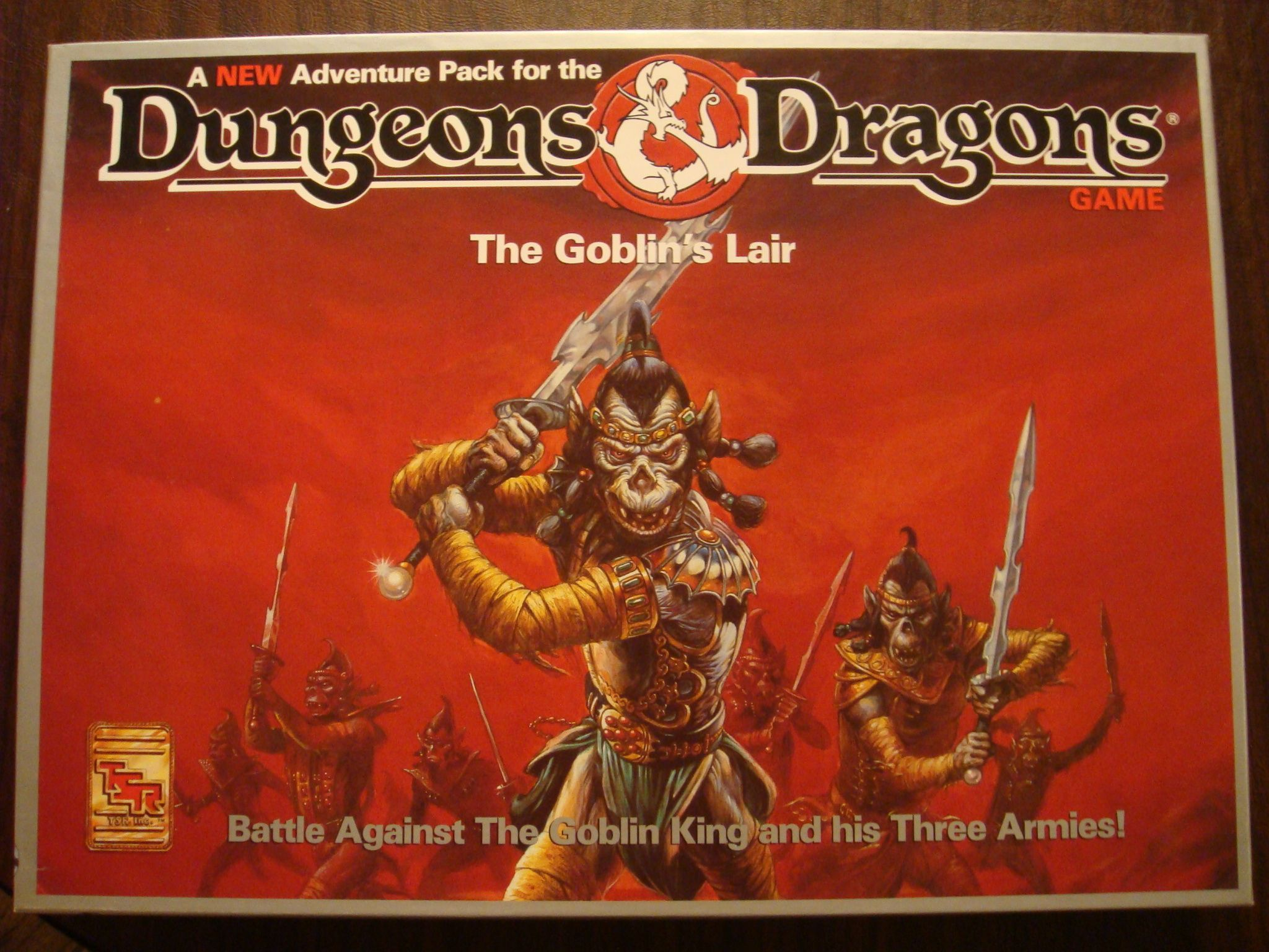 Dungeons & Dragons: The Goblin's Lair