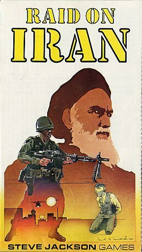 Raid on Iran