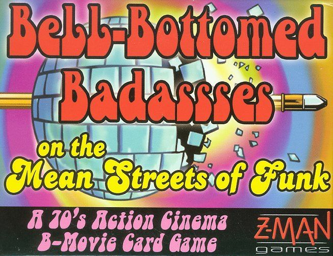 Bell-Bottomed Badassses on the Mean Streets of Funk