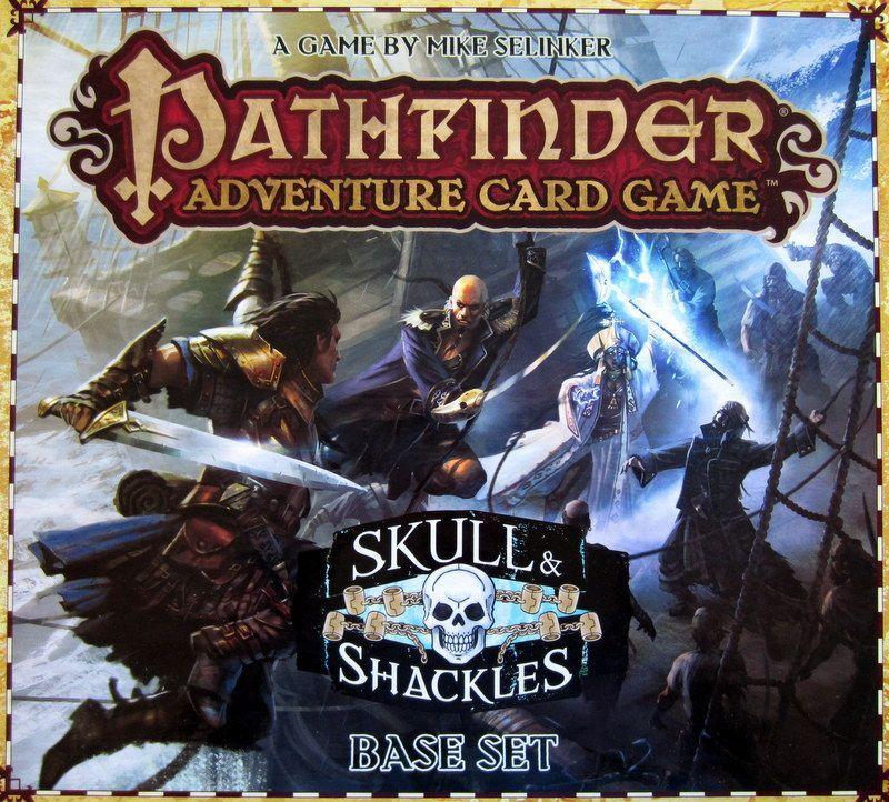 Pathfinder Adventure Card Game: Skull & Shackles – Base Set