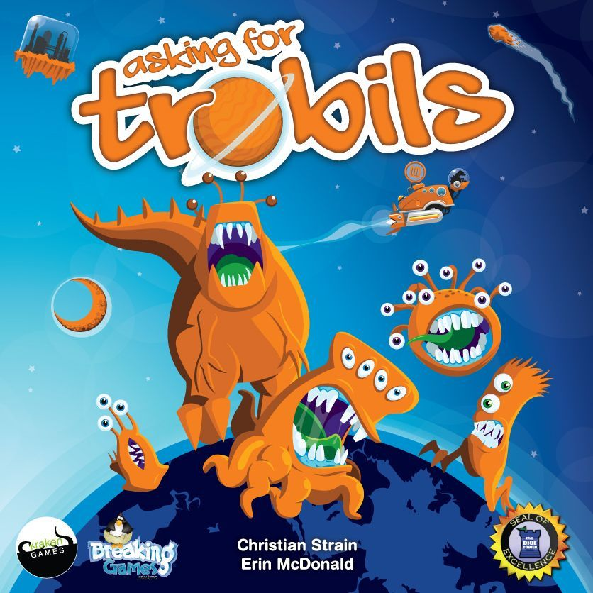 Main image for Asking for Trobils board game