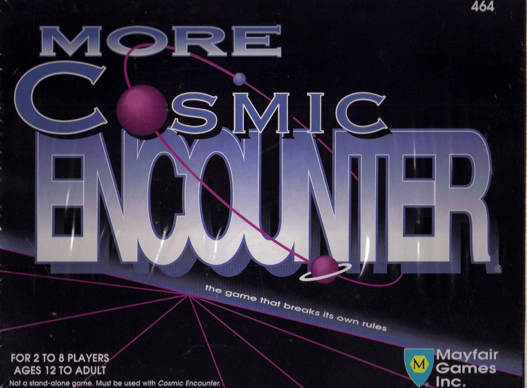 More Cosmic Encounter