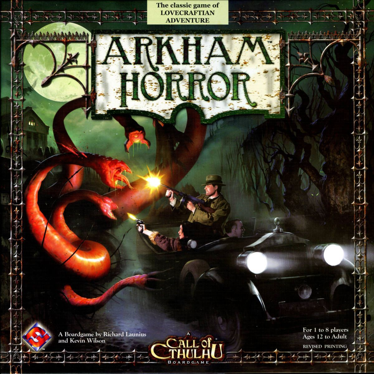 Main image for Arkham Horror