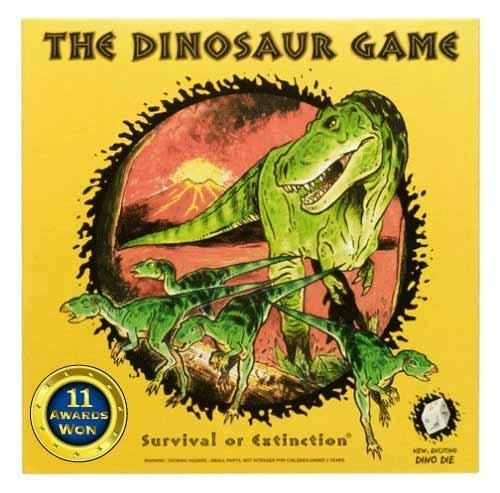 The Dinosaur Game: Survival or Extinction