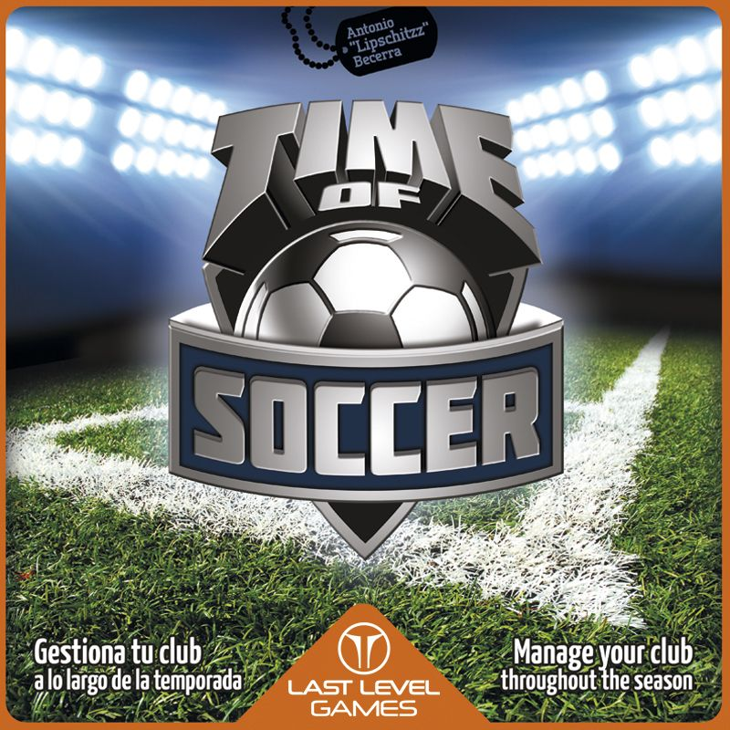 Main image for Time of Soccer