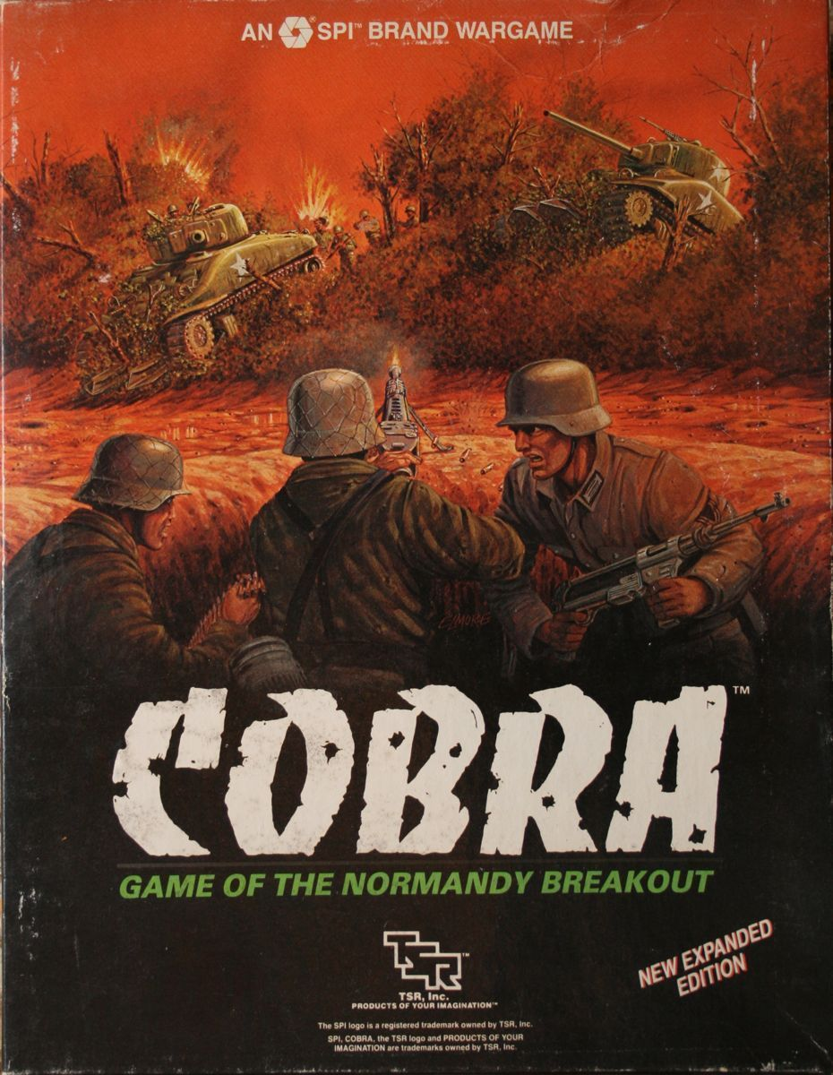 Cobra: Game of the Normandy Breakout