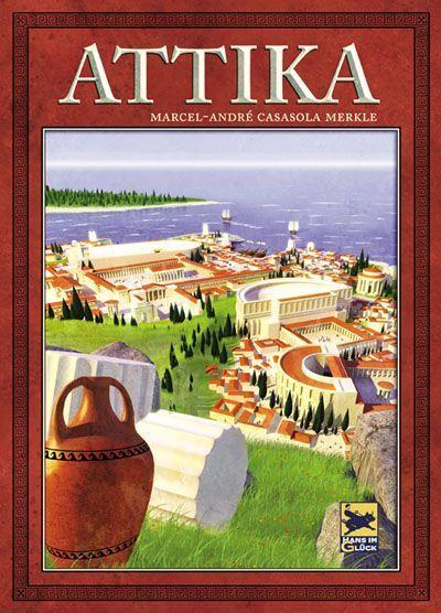 Main image for Attika board game
