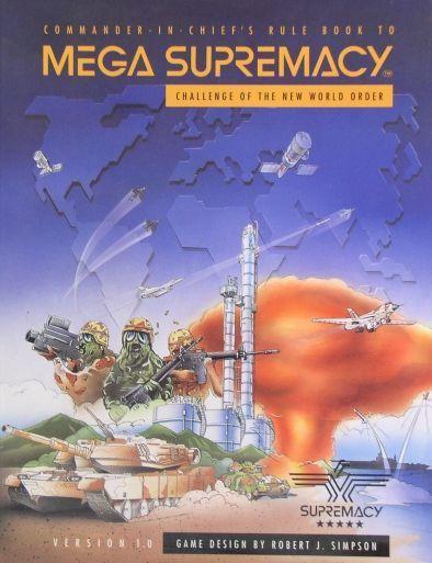 Supremacy: Mega Supremacy – Challenge of the New World Order