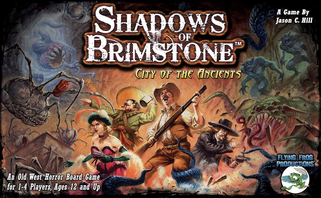 Main image for Shadows of Brimstone: City of the Ancients