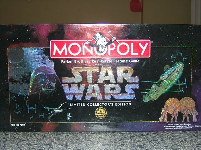 Monopoly: Star Wars Limited Collector's Edition