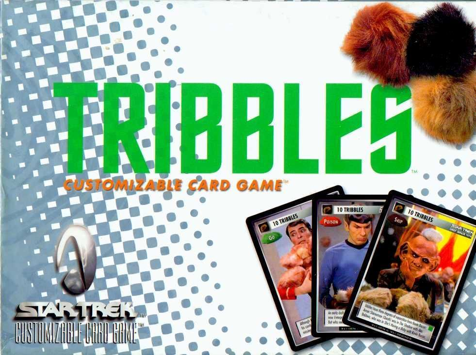 Tribbles Customizable Card Game