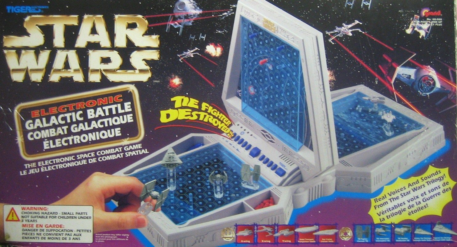 Star Wars Electronic Galactic Battle