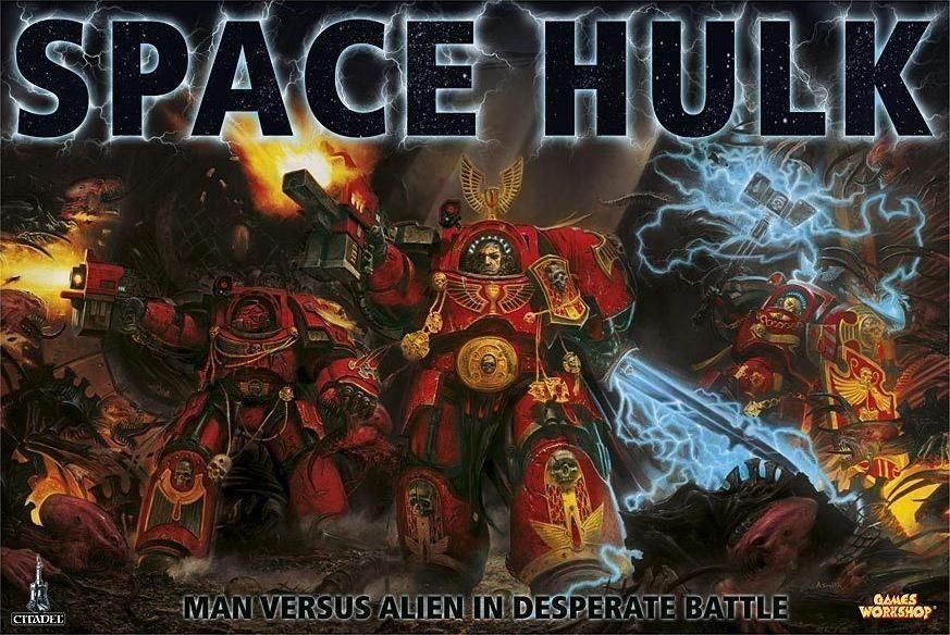 Space Hulk (third edition)
