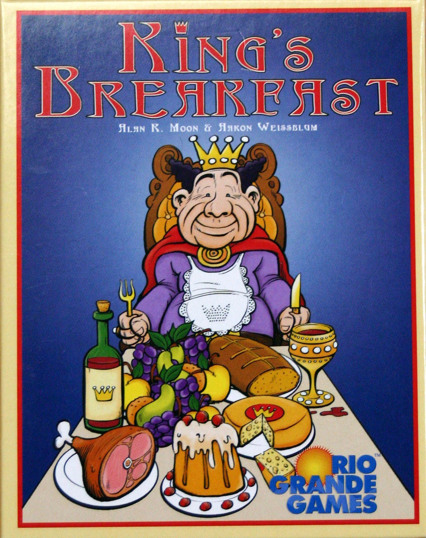 King's Breakfast