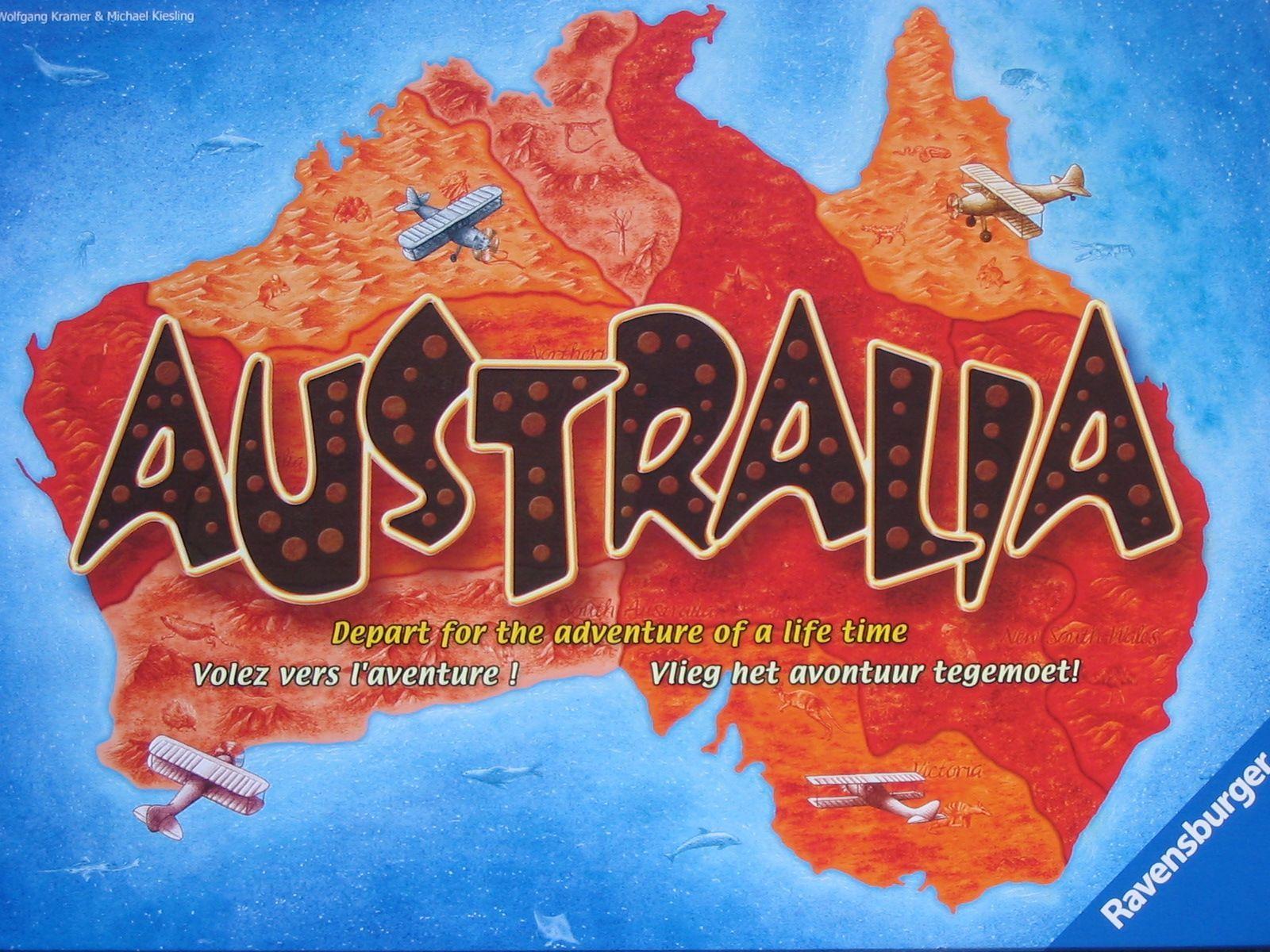 Main image for Australia board game