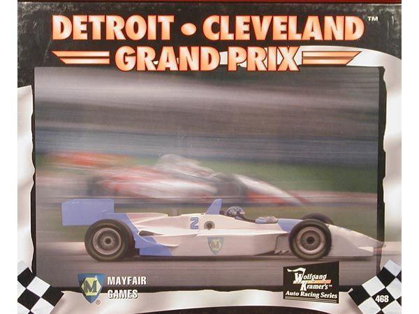 Main image for Detroit-Cleveland Grand Prix