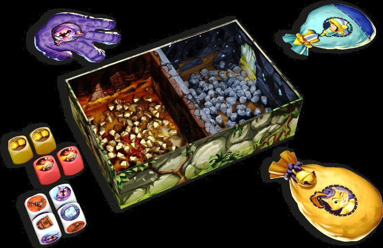 トロール&ドラゴン:ゲーム概要