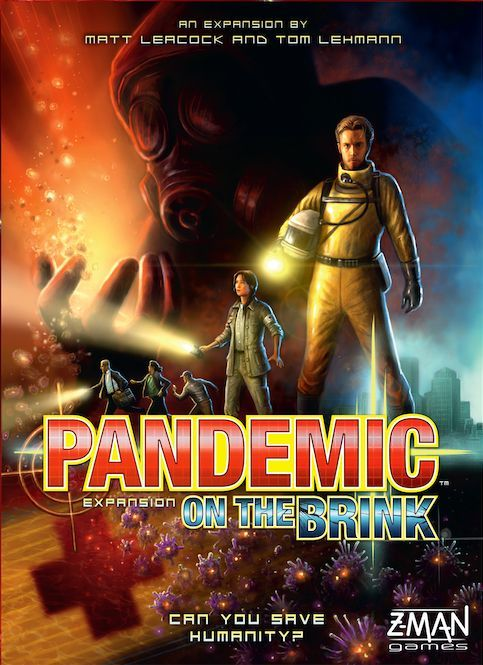 Main image for Pandemic: On the Brink