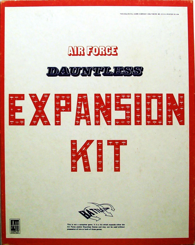 Air Force Dauntless Expansion Kit