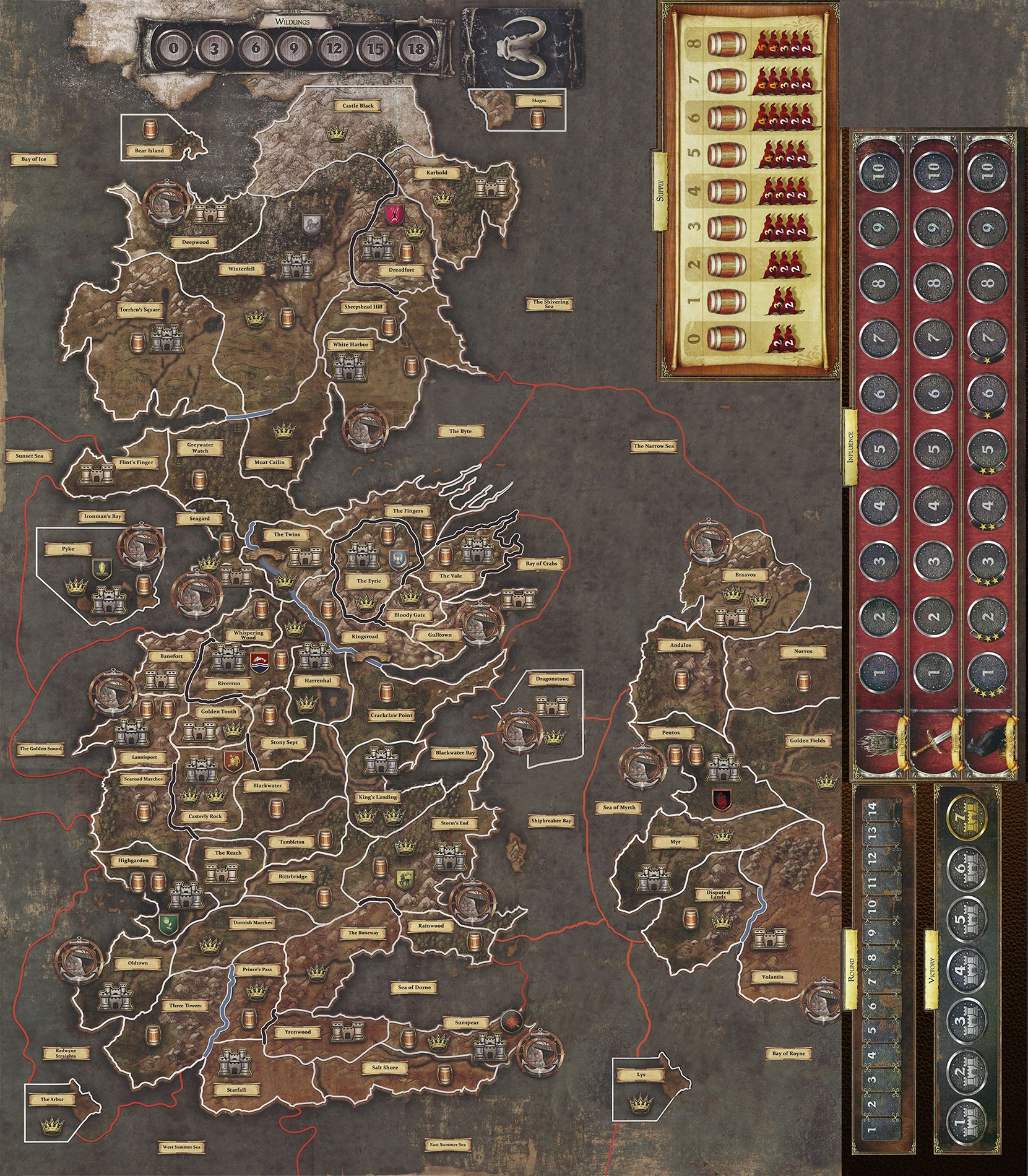 10 Player map with Bolton | A Game of Thrones: The Board ... on downton abbey map, star trek map, justified map, world map, spooksville map, walking dead map, jersey shore map, narnia map, bloodline map, a storm of swords map, dallas map, clash of kings map, gendry map, jericho map, camelot map, winterfell map, got map, valyria map, qarth map, guild wars 2 map,