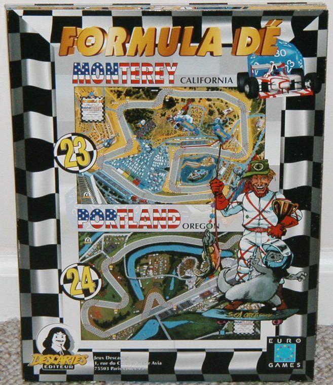 Formula Dé Circuits 23 - 26: USA Track Pack #1