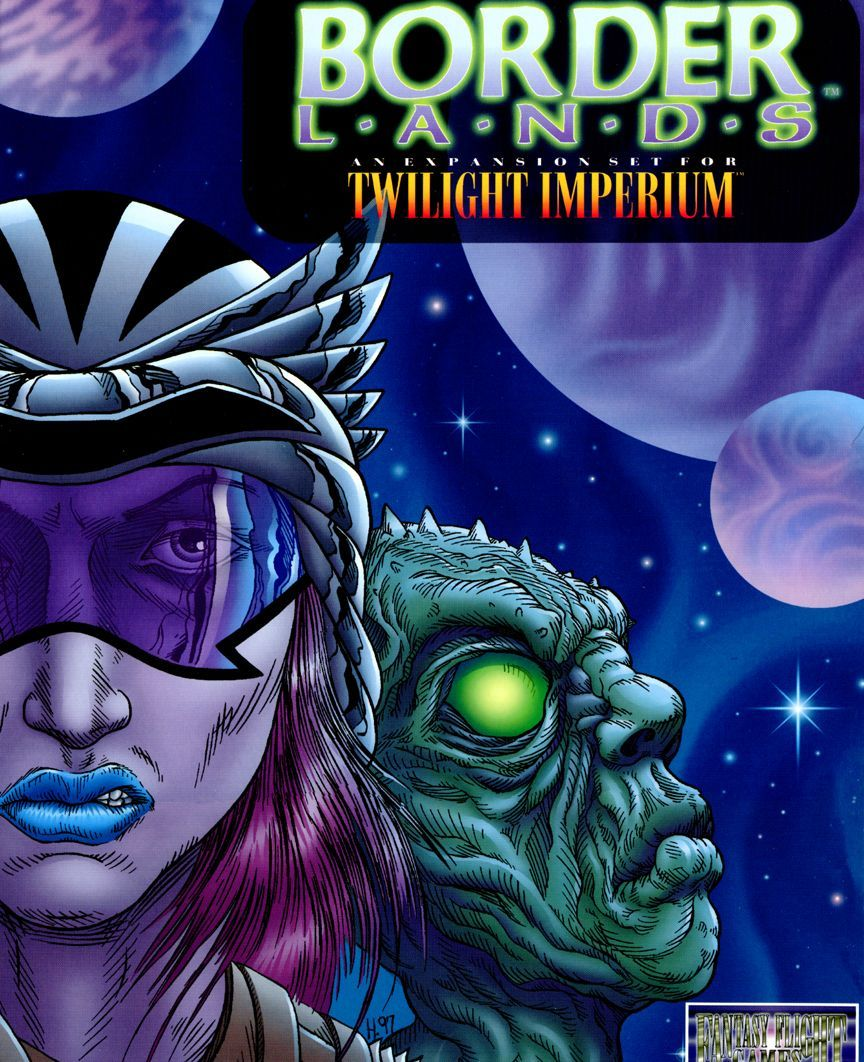 Twilight Imperium: Borderlands