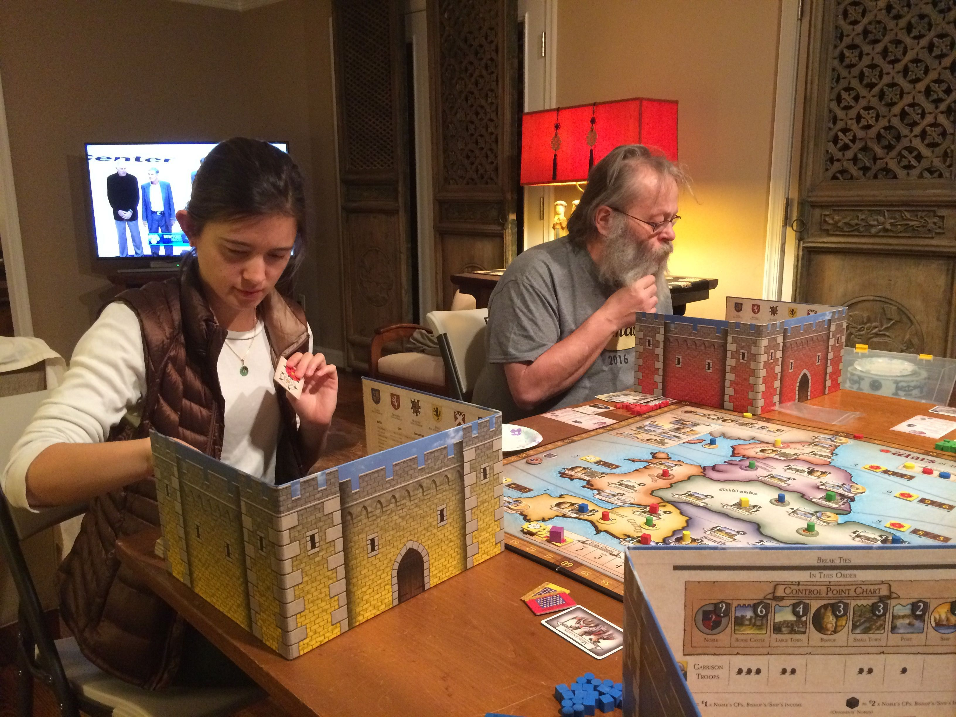 Boardgaming in Falls Church --> Boardgaming in Kazakhstan