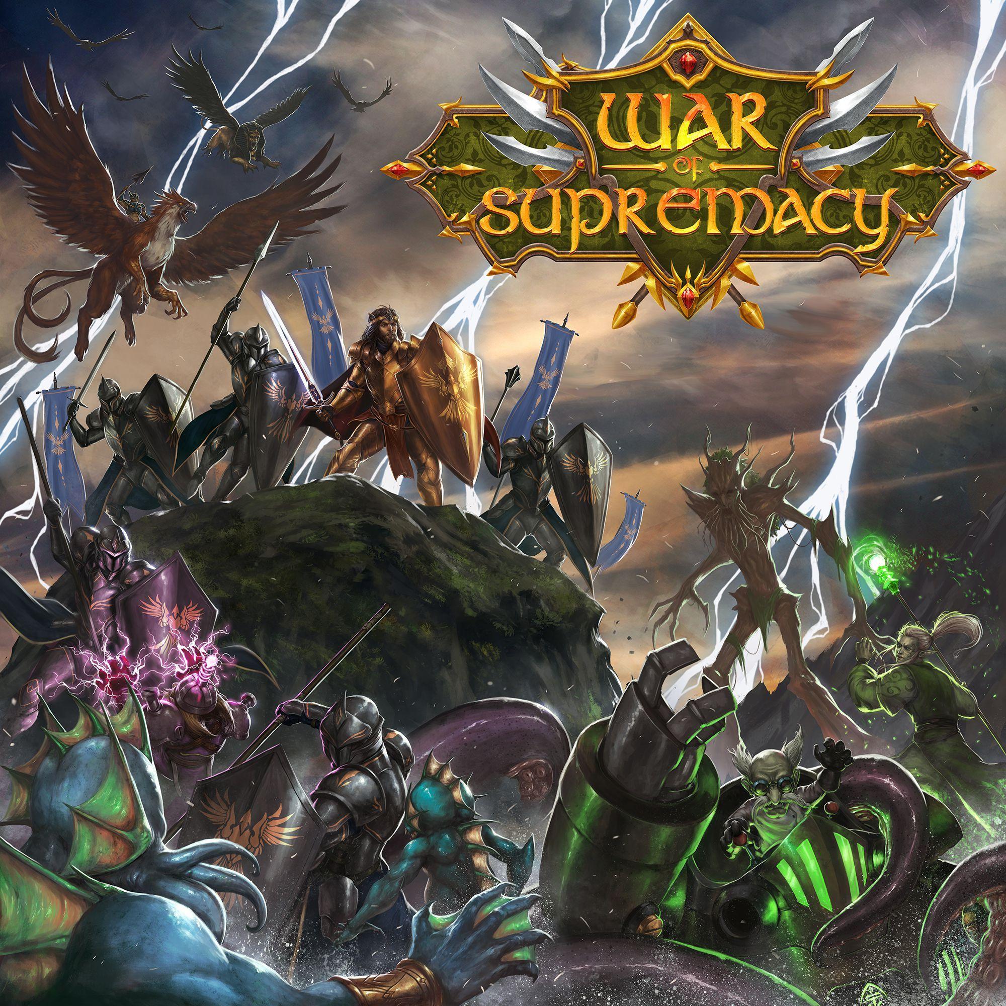 War of Supremacy