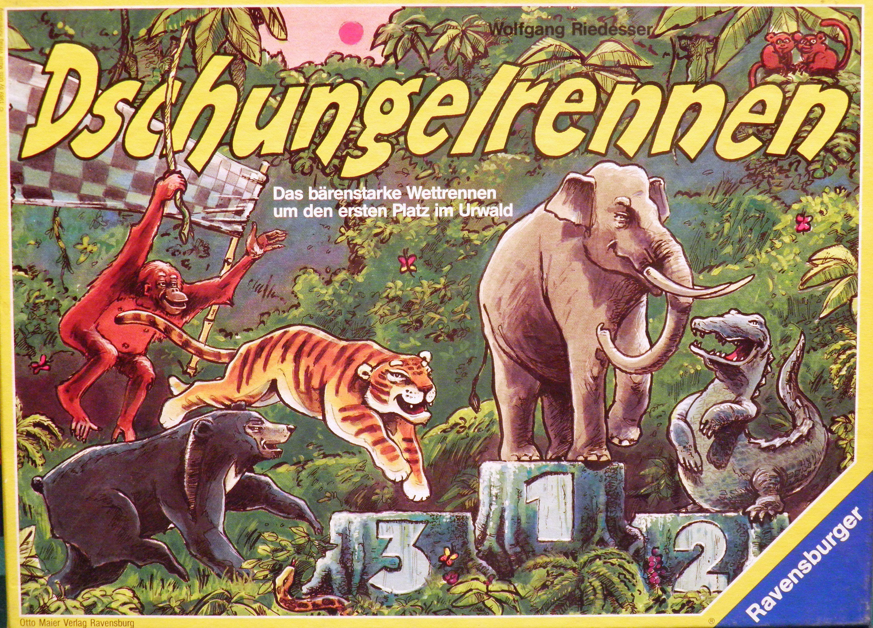 Dschungelrennen