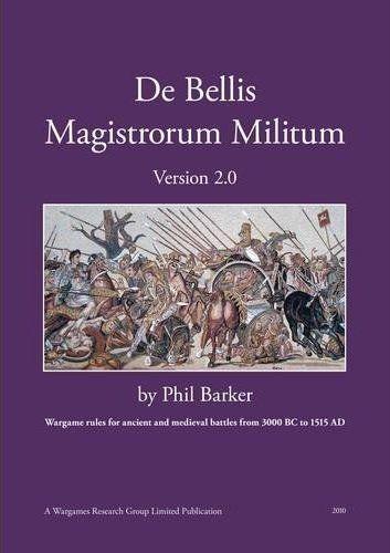 De Bellis Magistrorum Militum