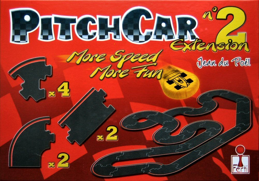 PitchCar Extension 2: More Speed More Fun