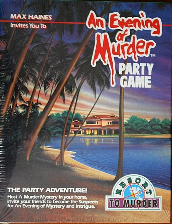 An Evening of Murder: Resort to Murder