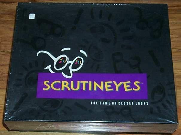 Scrutineyes