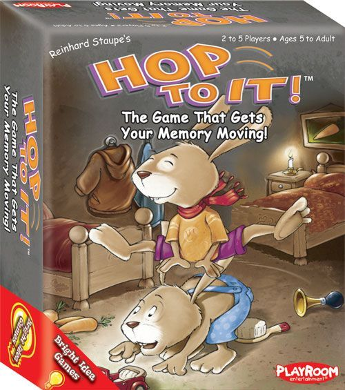 Hop to It!