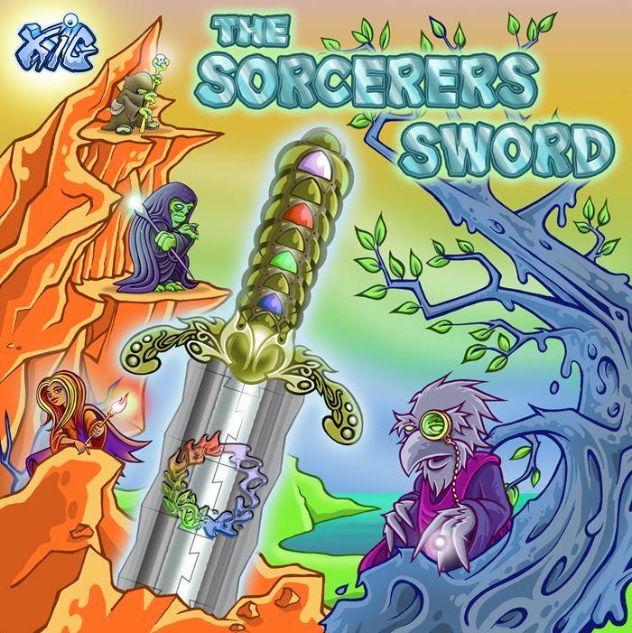 XIG: The Sorcerers Sword