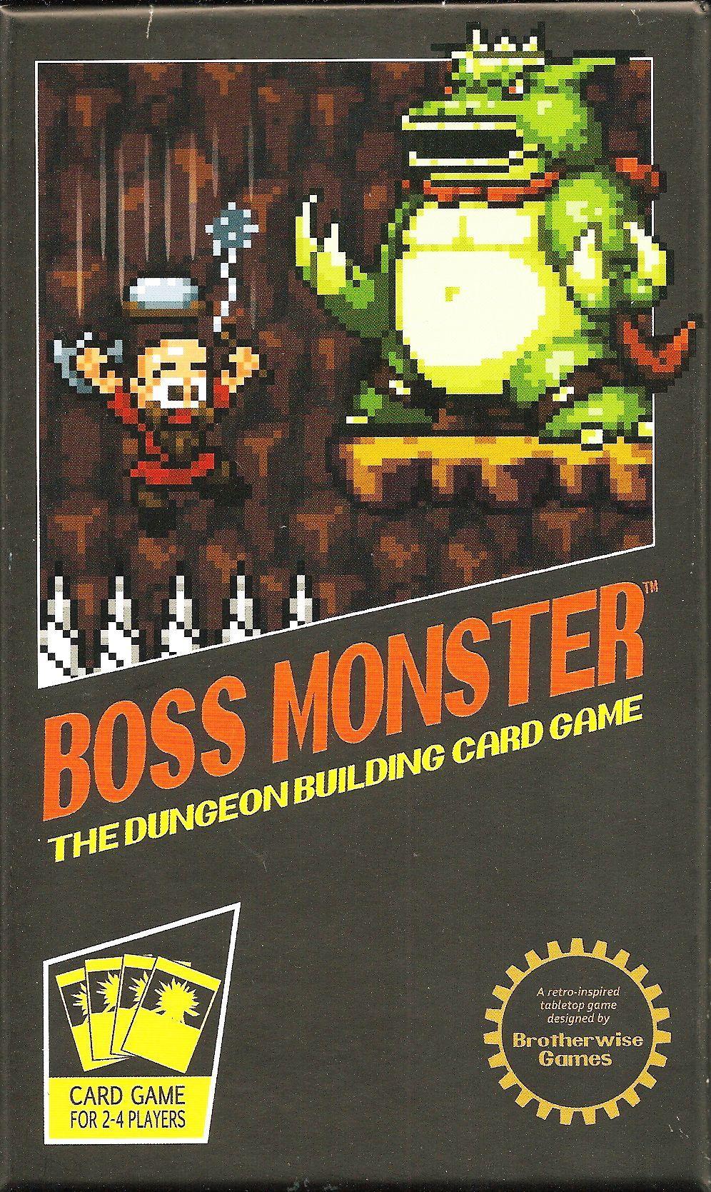 Cover Boss Monster