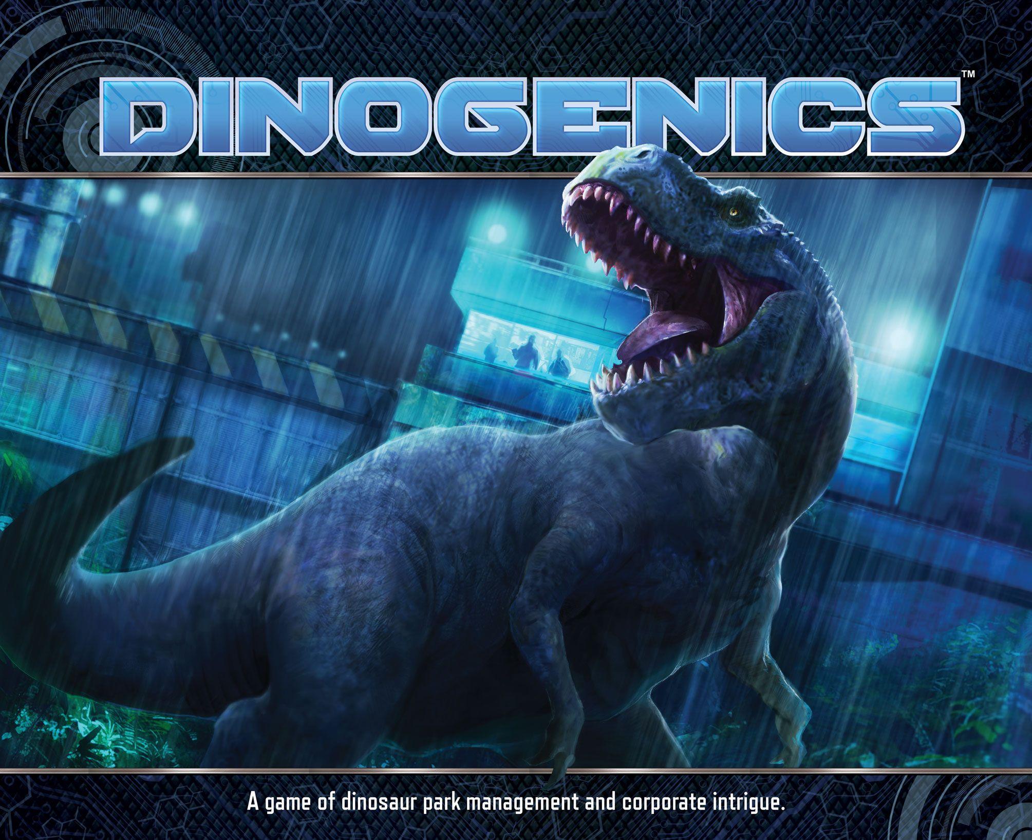 Main image for DinoGenics