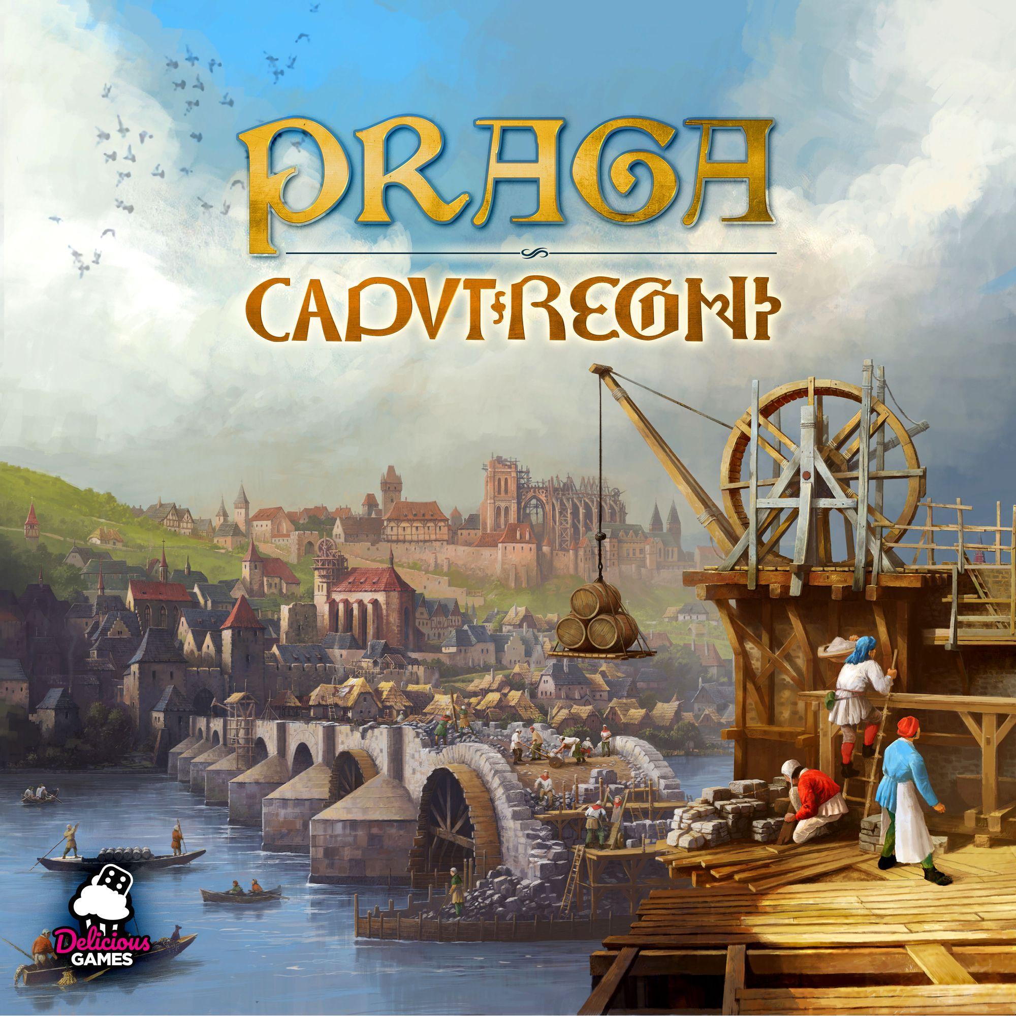 Praga Caput Regni Previa