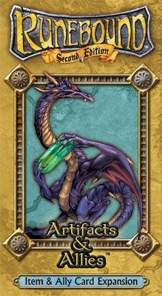 Runebound: Artifacts and Allies