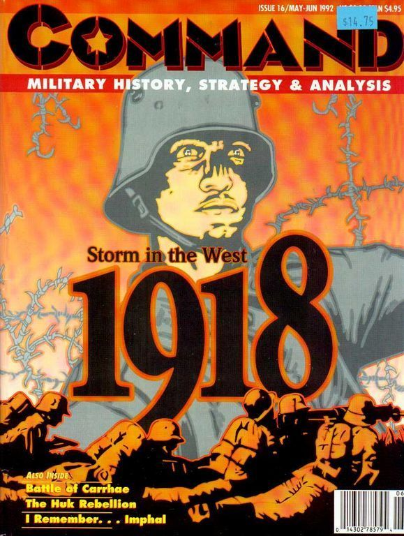 1918: Storm in the West