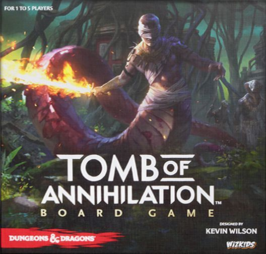 Main image for Dungeons & Dragons: Tomb of Annihilation Board Game