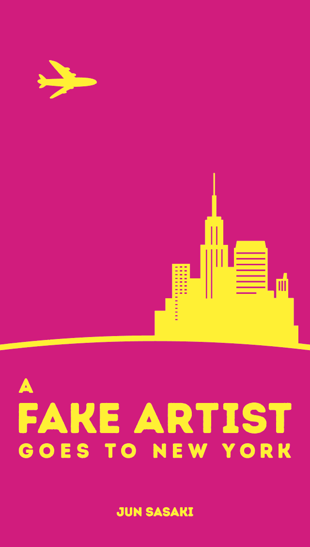 Main image for A Fake Artist Goes to New York board game