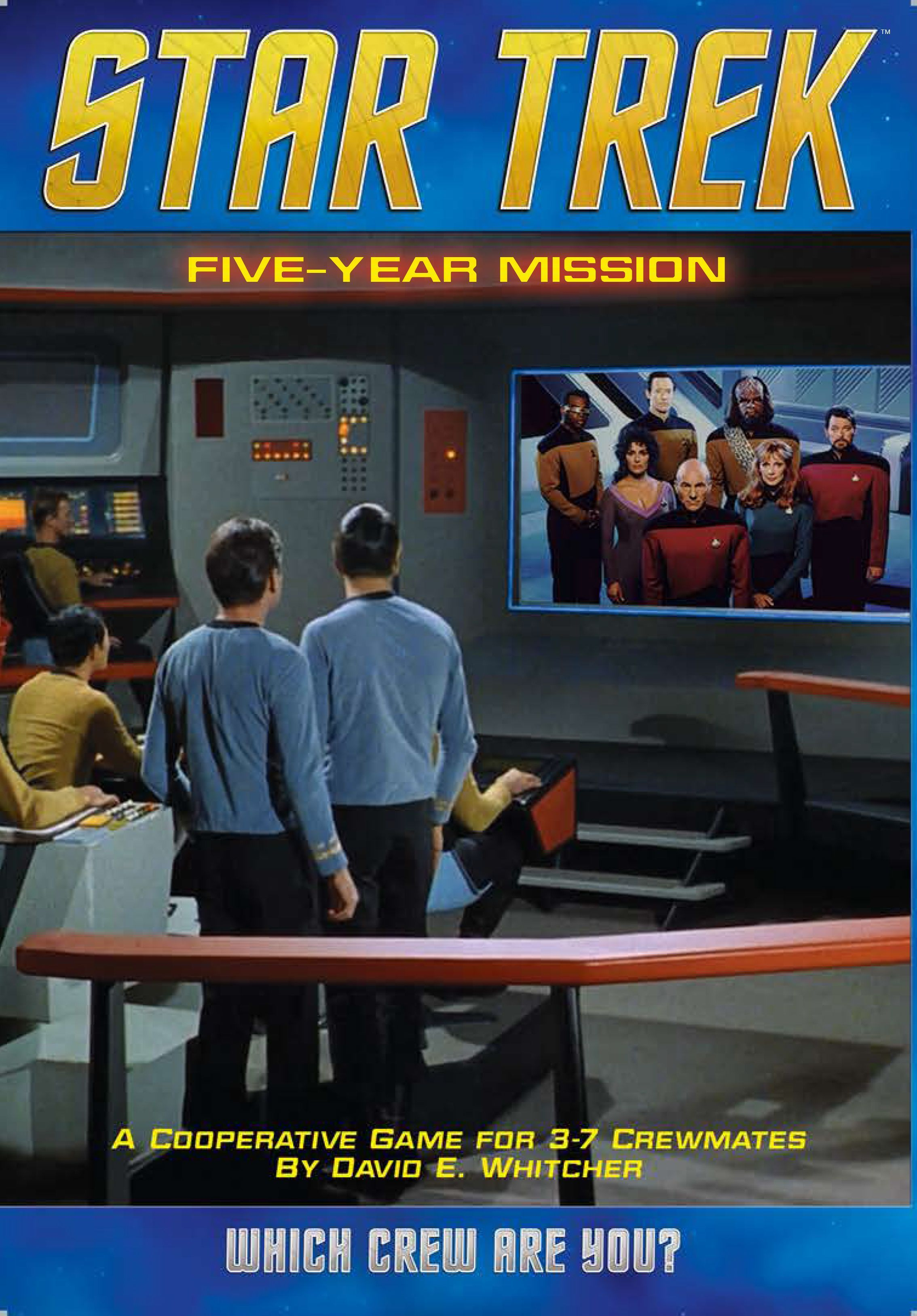 Main image for Star Trek: Five-Year Mission