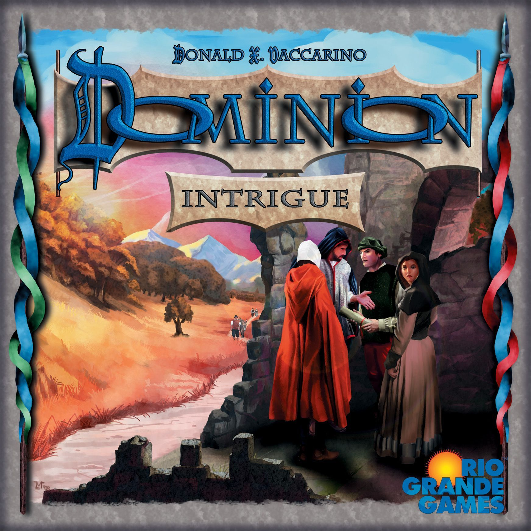 Main image for Dominion: Intrigue