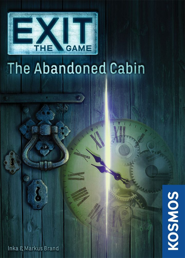 Main image for Exit: The Game – The Abandoned Cabin