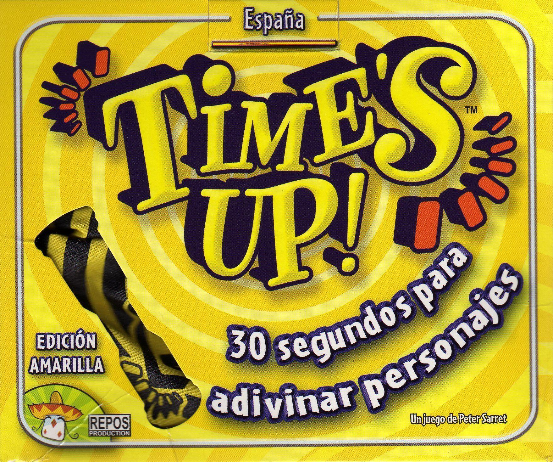 Time's Up! Edición Amarilla