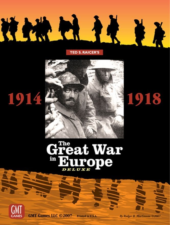 The Great War in Europe: Deluxe Edition
