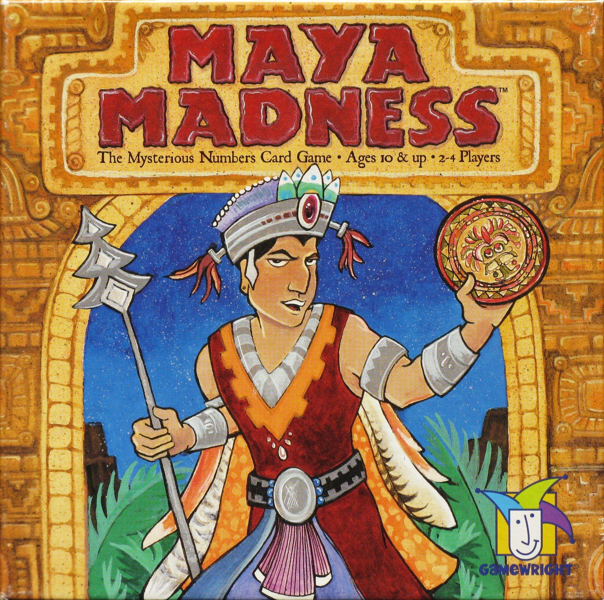 Maya Madness