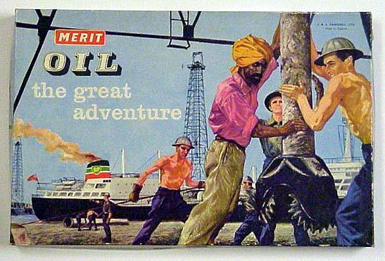 Oil: The Great Adventure